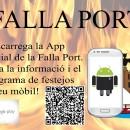 Nova actualització de la App FALLA PORT DE SILLA
