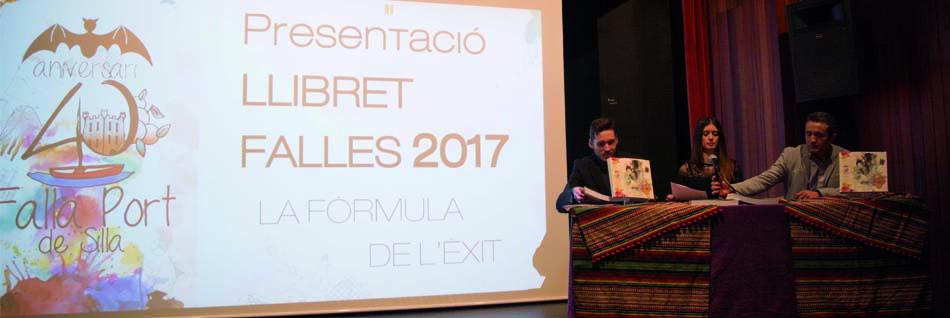 Presentació del llibret 2017