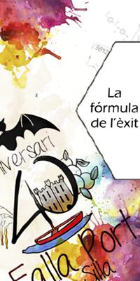 """llibret 2017 """"La Fórmula de l'Èxit"""""""